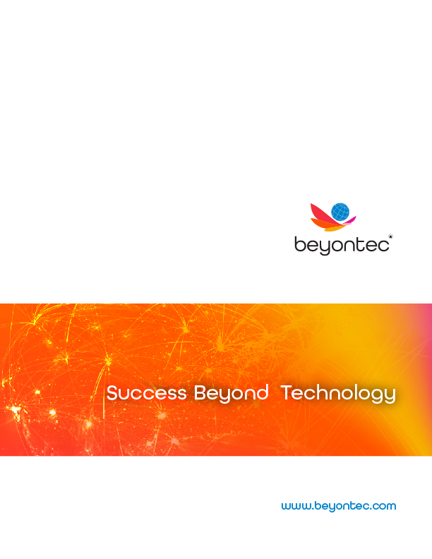 Corporate Overview Brochure
